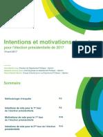 Présidentielle : à trois jours du scrutin, Macron et Le Pen restent les mieux placés, selon un sondage Harris Interactive