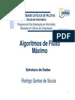 Fluxo Maximo