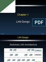 Expl Sw Chapter 01 LAN Design