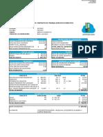 Formato Liquidación Empleada Doméstica 2017
