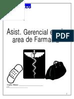 Asistente Gerencial en El Área de Farmacia [Tamanaco]