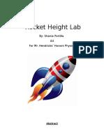 rocket height lab