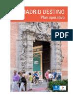 Madrid Destino Plan Operativo
