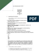 Preuniversitario Guía 13 (Clase 15)