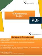 Conceptos Previos de La Termodinamica