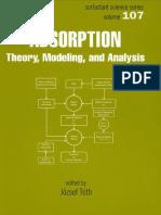 Adsorption Theory Modeling And Analysis.pdf