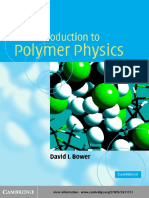 An Introduction to Polymer Physics.pdf