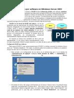 PracticaRAID-5Win2003
