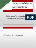 Module 4 - Équipement Et Méthode de Construction 1