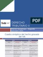 UDP 2015 - Trib II - Clase 22