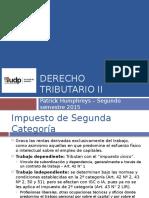 UDP 2015 - Trib II - Clase 18