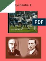 Ayxdantía 4 Piaget y Vygotski