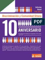 Informe de Discriminacion