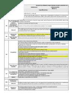 Lista de Chequeo Embarcaciones Menores de 25 Uab Resolución 415 de 2014