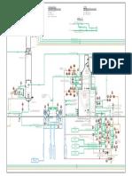 Horno P&ID Refineria YPFB