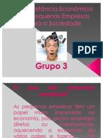 Grupo 03 - Gestão Empresarial e Negócios
