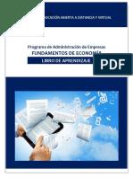 Libro de Aprendizaje - Fundamentos de Economía