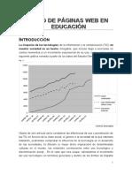 Articulo Paginas Web