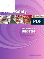 Food Safety for People With Diabetes