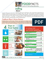 Safe Food Handling What You Need to Know