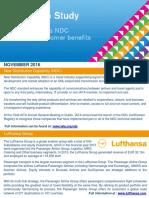 Ndc Case Study Lufthansa