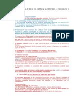 Sucesiones Resumen y Preguntas Parciales y Final