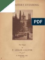 Calver - A Monastery Evensong.pdf