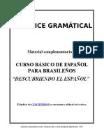Apendice Gramatical Para Brasilenos