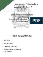 13 - Programacion Orientada a Objetos en Python 3