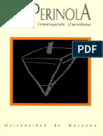 La Perinola. Revista de investigación quevediana
