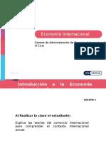 Economía Internacional Parte 1