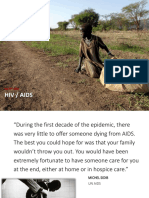 HIV Lecture Slides