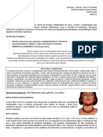 Patologia - Aula 06 - Bócio e Tireoidites