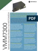 VMM7300 Data Sheet