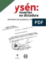 Libro DDHH Aysén