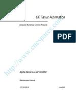 B-65165E FANUC AC SPINDLE MOTOR Maintenance Manual.pdf