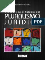 IntroducciónalEstudiodelPLURALISMOJURÍDICOBorisBernalMansilla