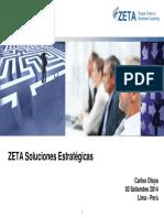 Presentación ZSE - Metodología 5S Aplicada a Almacenes