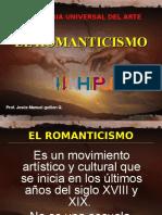 El Romanticismo y Racionalismo