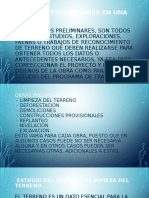 Trabajos Preliminares en Una Obra y Obras Provisionales 02