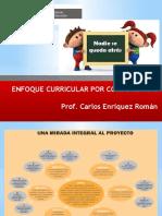 Enfoque Curricular Por Competencias 2017 Sute Santa