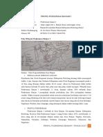 Profil Wahana Pidi Puskesmas Banjar i