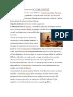 Definición Depoder Judicial