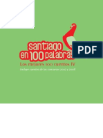 SANTIAGO 100 PALABRAS