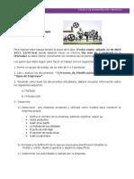 3. Trabajo Planificación y Estructura de Organizacion