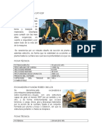 Retroexcavadora Cat 420f - Excavadora Hyundai Robex 380 Lc9