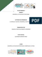 Actividad de Aprendizaje 3 El Servicio, Pilar Del Desarrollo Institucional