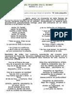 Domingo III Adviento Mt 11, 2-11