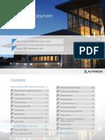 Fy16 Aec Test Drive Bim Deployment Workbook Uk