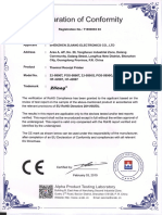 ROHS certification.pdf
